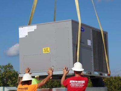 New HVAC System Installation